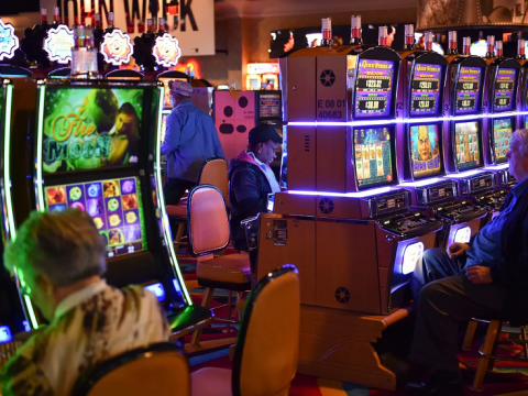 How is a Slot Gambling Site a Better Prospect?